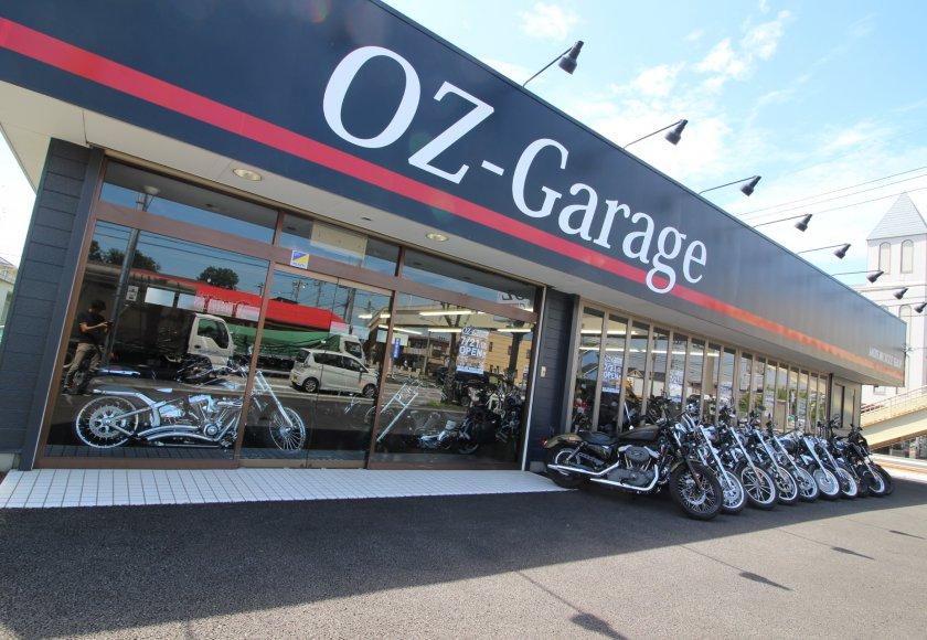 OZ-garage